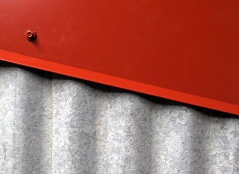 Roof drip edge detail