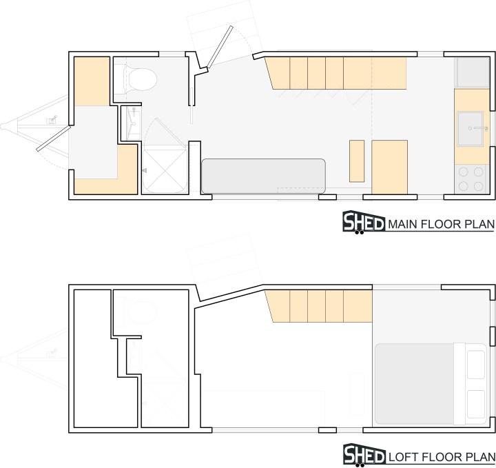 floor plans together