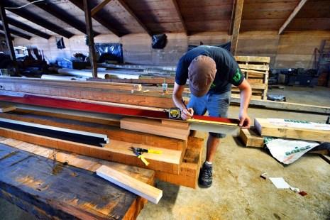 cutting/bending trim