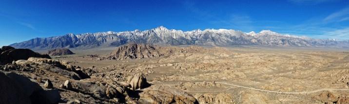 Sierra Nevada Backdrop