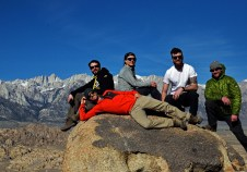 Mt Whitney Scouts