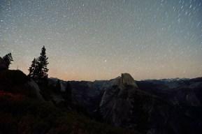 A Half[dome] Past Midnight