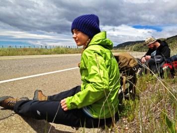 Hitch Hiking to the Trailhead
