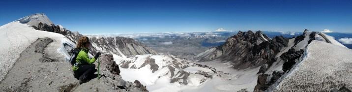 Summit Crater Edge