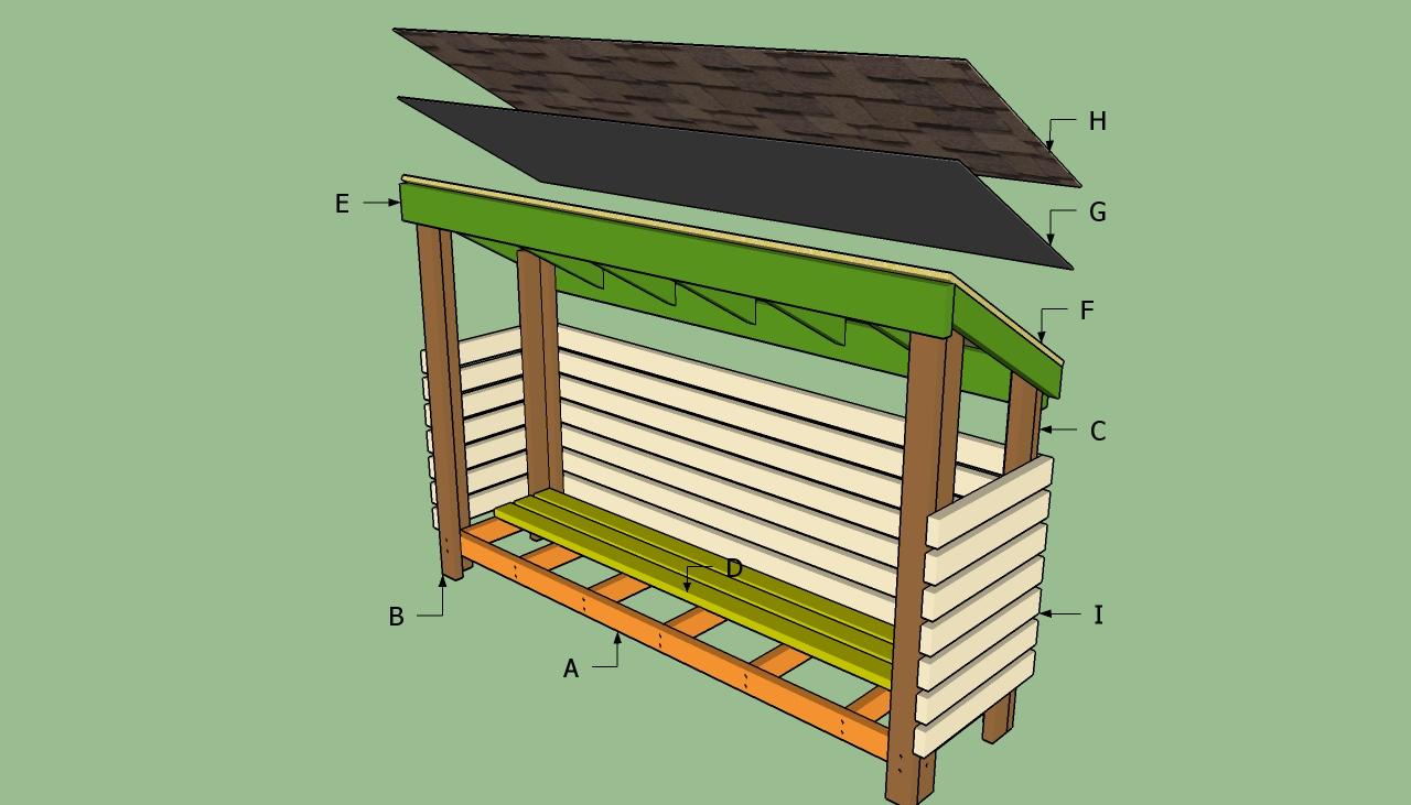 Shed Building Plans