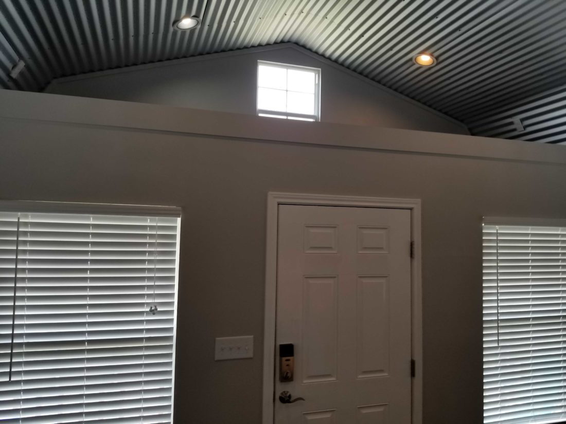 Enterprise Center In Giddings Texas Shed To House