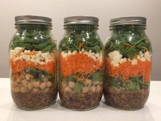 Quinoa Asian Salad