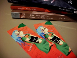 Reading is Fun bookmarks
