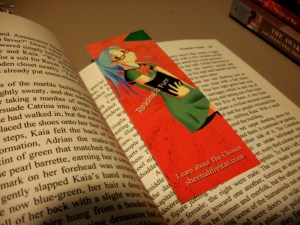 Reading is Fun bookmark