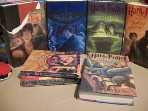 My Potter Collection