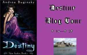 Destiny Blog Tour Button