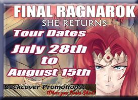 Final Ragnarok Tour