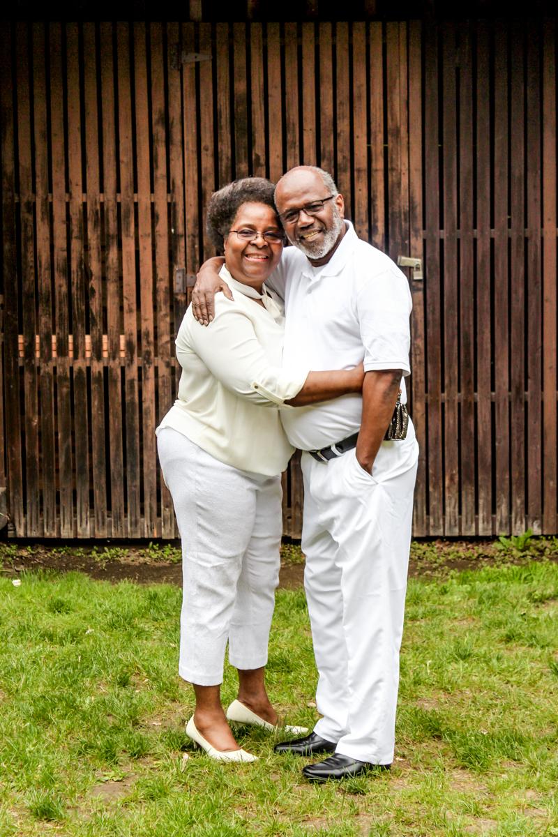 Noel 50th Wedding Anniversary