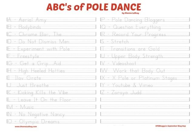 Abc Gymnastics Challenge List For Beginners ...