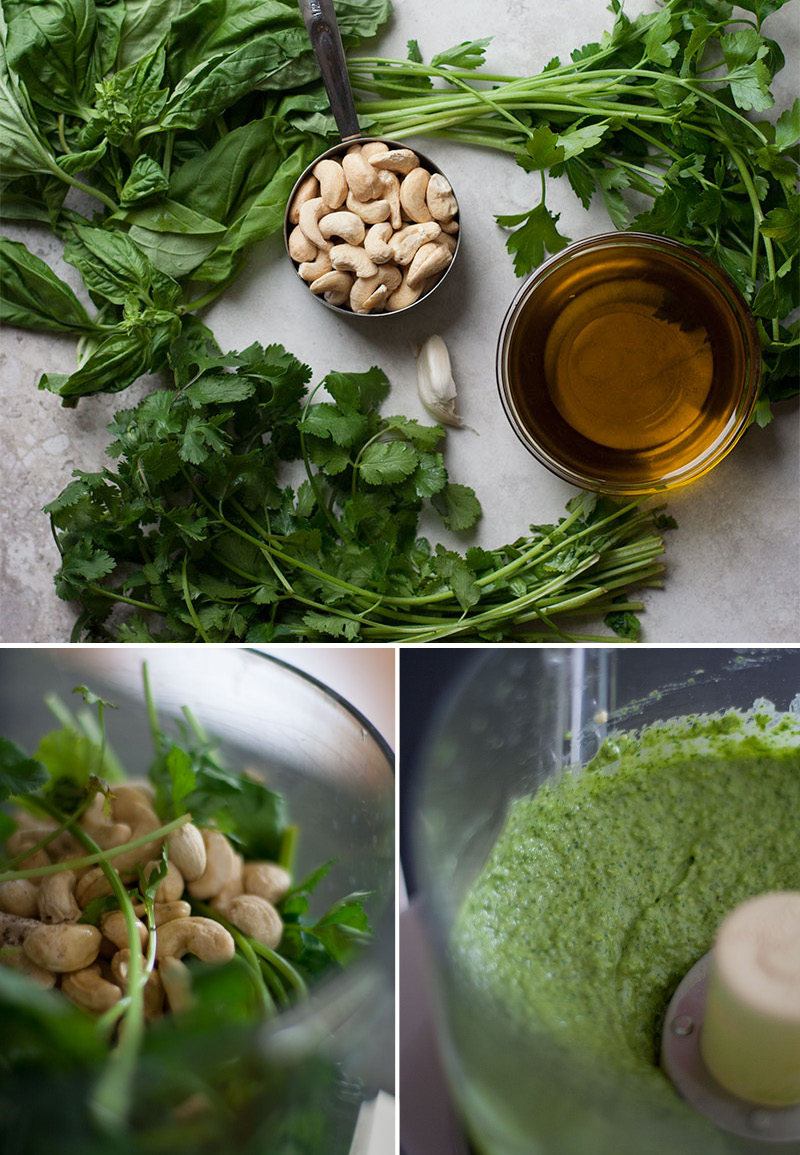 Power Pesto | SheenaScott.com