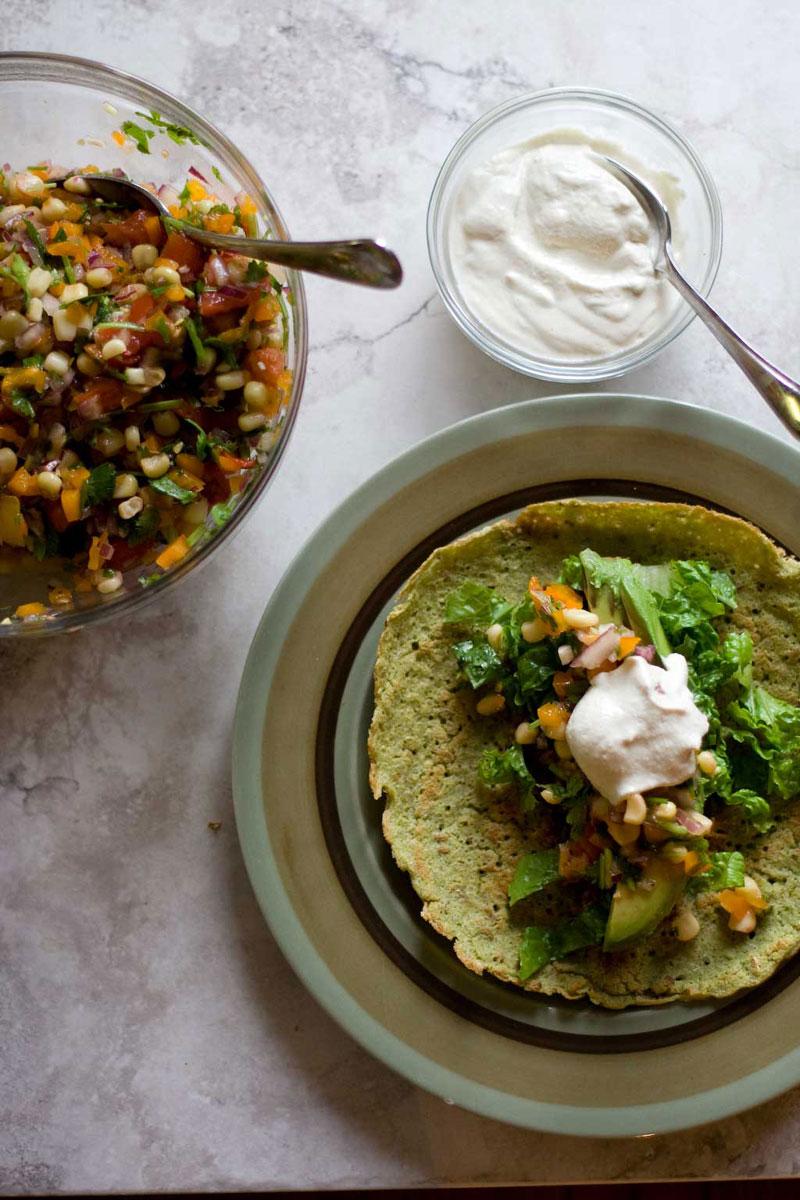 Black Bean Burrito | SheenaScott.com