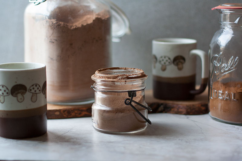 High-Vibe Spiced Hot Chocolate