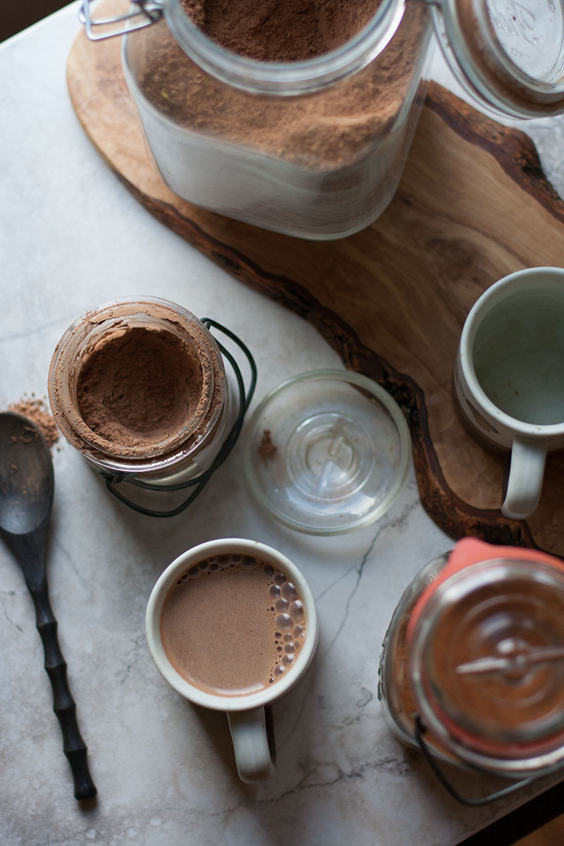 High-Vibe Spiced Hot Chocolate | SheenaScott.com