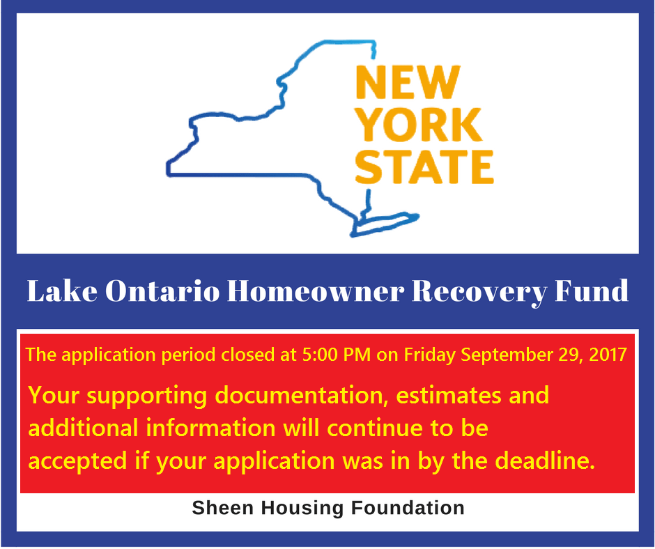 NYS Flood Relief – Bishop Sheen Ecumenical Housing Foundation, Inc