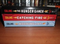 The Hunger Games Complete Series by Suzanne Collins - Scholastic Paperback