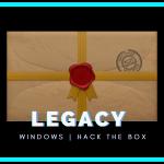 Legacy Writeup