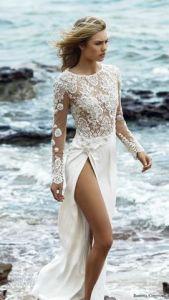 Glamourous wedding dress @SheerEverAfter