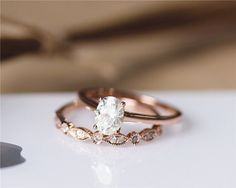 Wedding ring inspiration @Sheer ever after