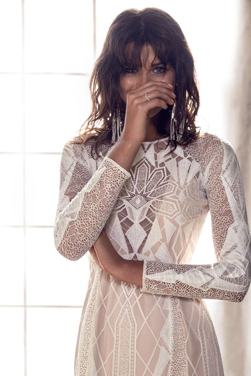 Wedding dress designers in focus @Sheer Ever After #graceloveslace #sheereverafter