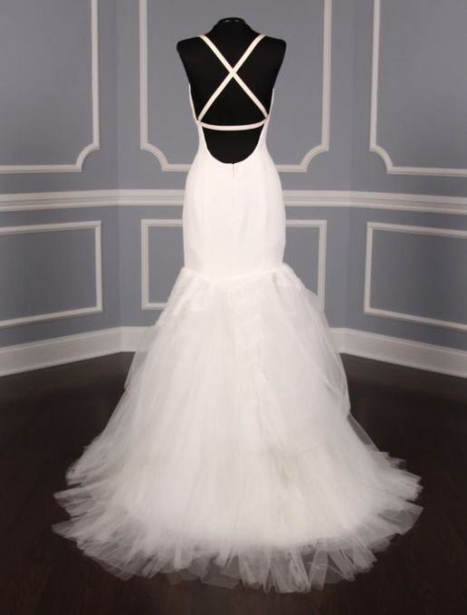 Wedding Dress by Vera Wang // Alicia Vikander Wedding Ideas // SHEER EVER AFTER WEDDINGS