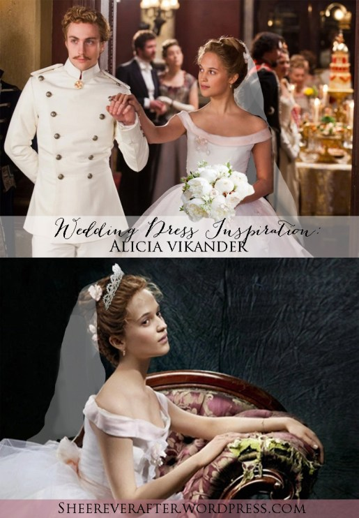 Alicia Vikander Wedding Ideas // SHEER EVER AFTER WEDDINGS