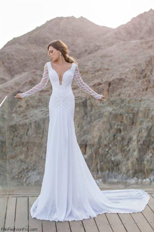 Alicia Vikander Bridal Inspiration - Wedding Dress by Julie Vino // SHEER EVER AFTER WEDDINGS