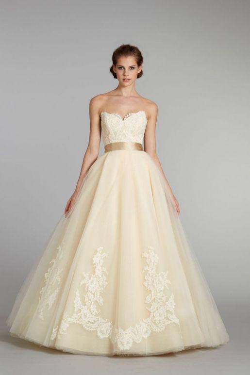 Wedding Dress by Lazaro // Alicia Vikander Wedding Ideas // SHEER EVER AFTER WEDDINGS
