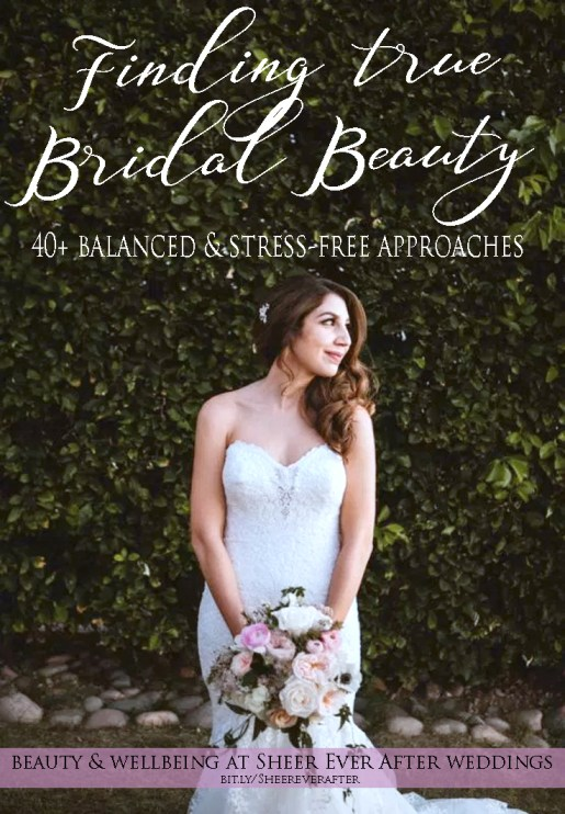 How To Be the Most Beautiful Bride Ever - FOR REAL // Bridal Beauty Inspiration // SHEER EVER AFTER WEDDINGS               bit.ly/Sheereverafter