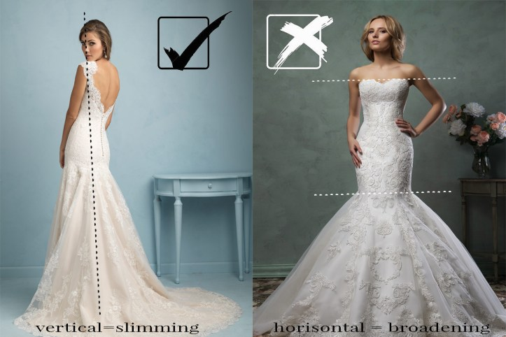 These Wedding Dress Hacks Will Make You Look Skinny On Your Wedding Day