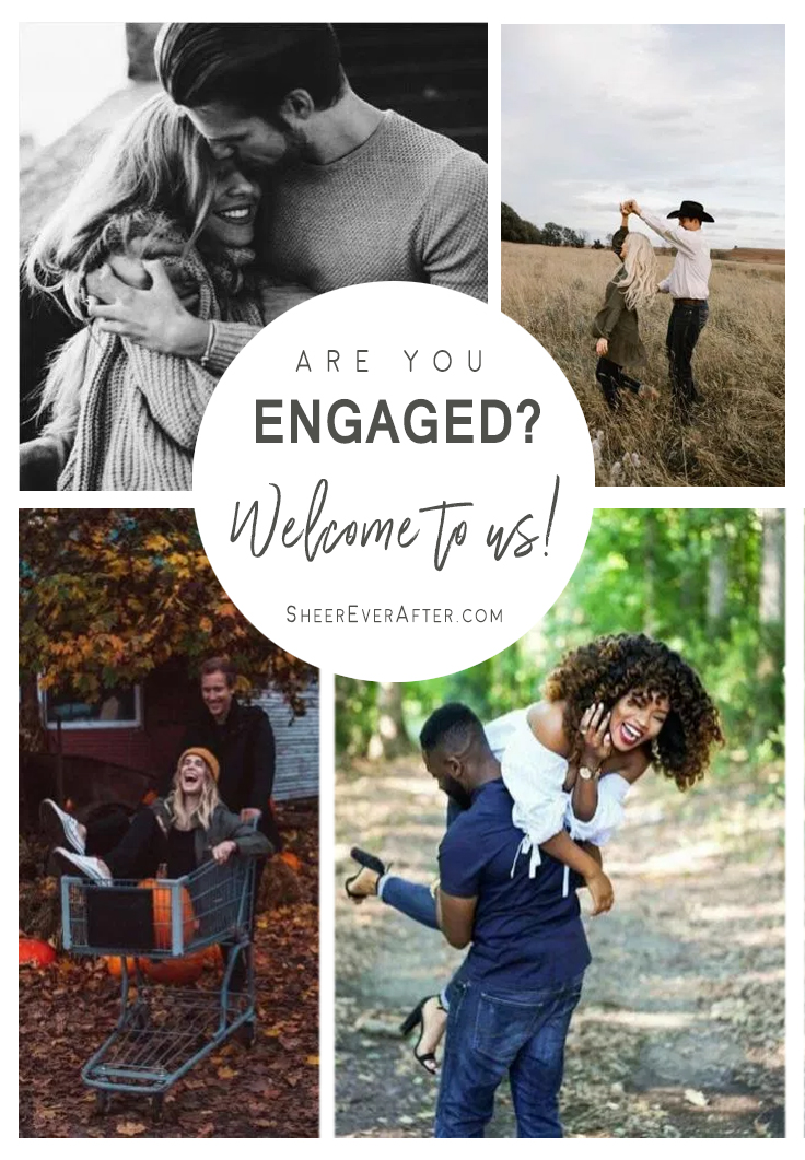 Newly engaged? You have so many things to look forward to and we are here to help!