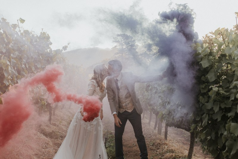 The level of DIY at this stunning Cape Town wedding will amaze you   More from this wedding at www.SheerEverAfter.com