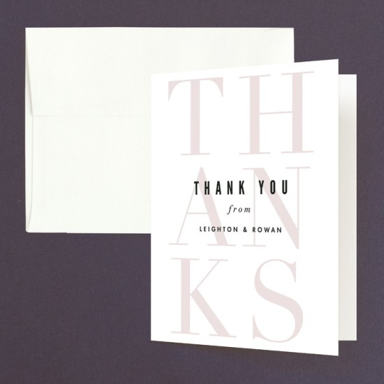 Gorgeous Invite Inspiration + 100% FREE Fashion Forward Fonts