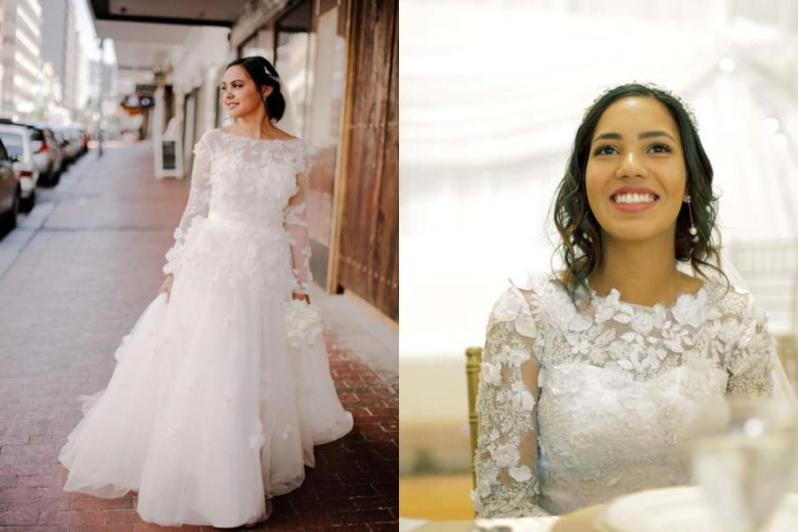 Tashreeqah Sadien Bridal Couture   SheerEverAfter.com - Your online Maid of Honor