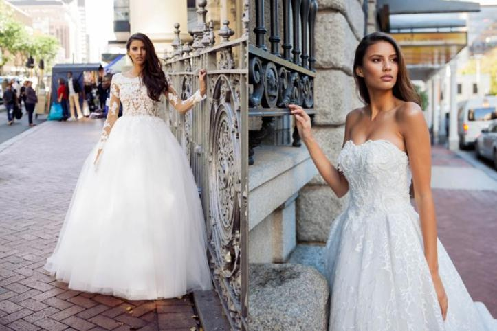 Tashreeqah Sadien Bridal Couture | SheerEverAfter.com - Your online Maid of Honor