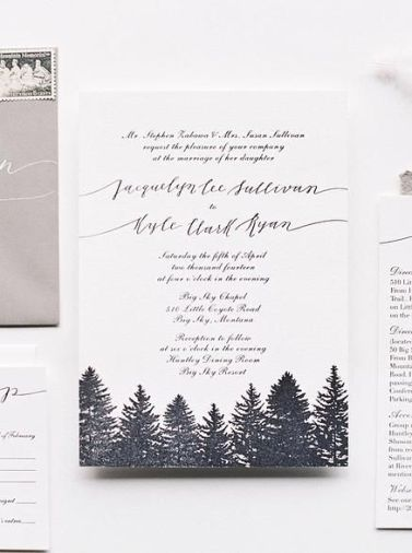 Winter wedding graphic inspiration | Sheer Ever After | Your online Maid of honor