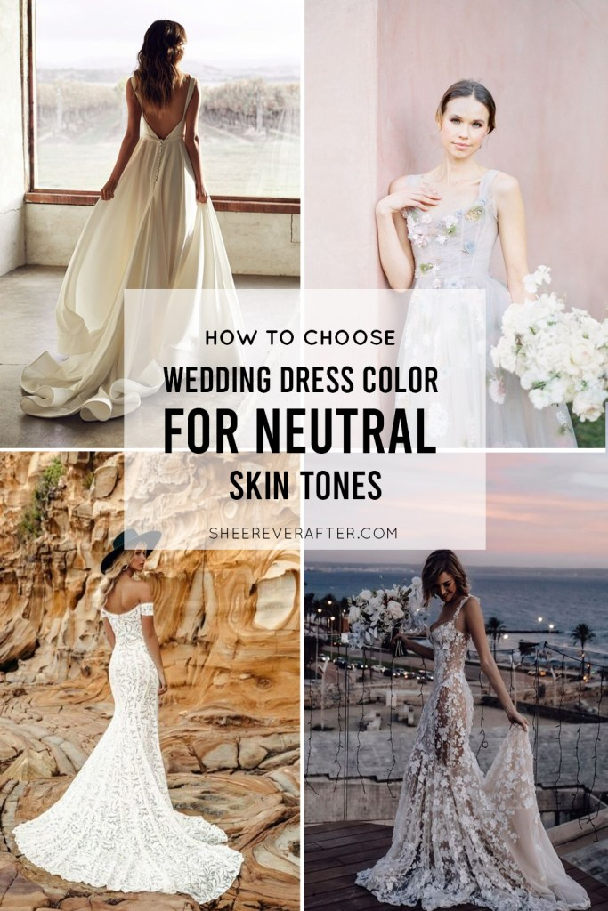 #wedding #weddingdress #skincolor #skinshade #weddingdressfabric #weddingdresscolor #weddingday #weddingideas