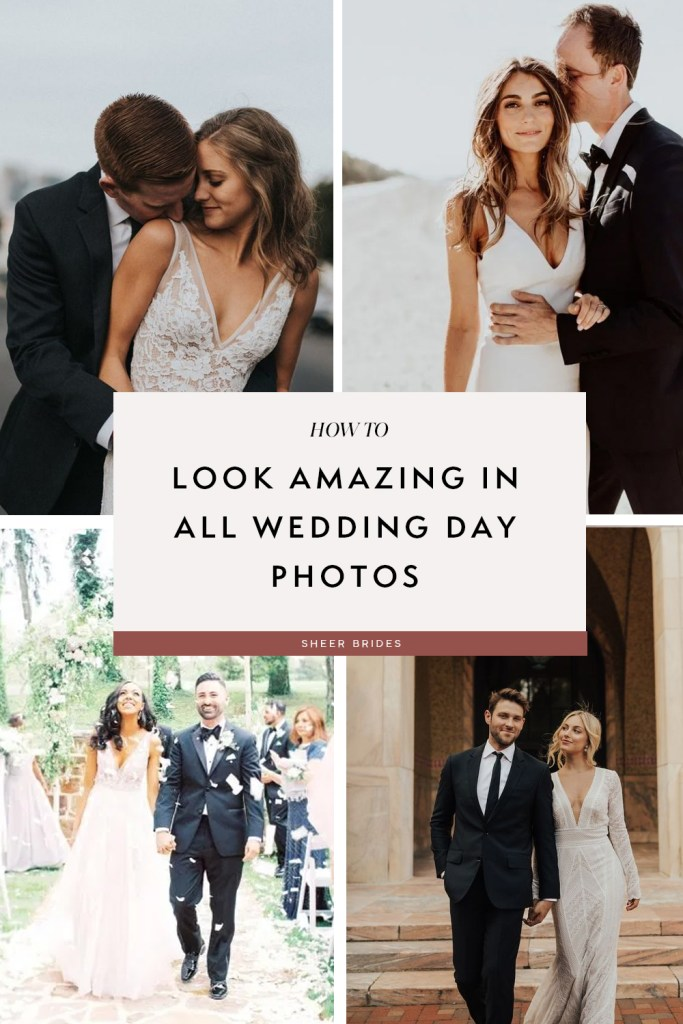 Whether you are camera shy or love posing for your Instagram fans, this is the article for you if your ambition is to get wedding day photos that you'll love looking back at year after year!