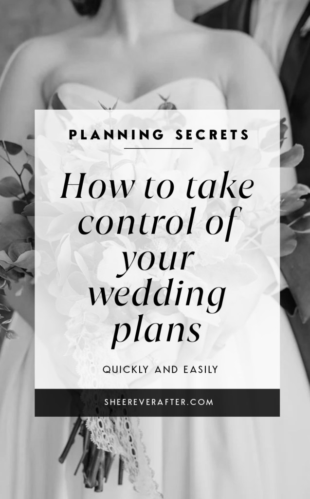 Are you engaged? Congratulations! It is easy to be overwhelmed by the wedding planning to-do-list. We show you the steps to take to get a firm grip and plan the best wedding with less stress!