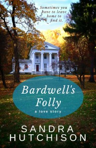 Cover concept for BARDWELL'S FOLLY