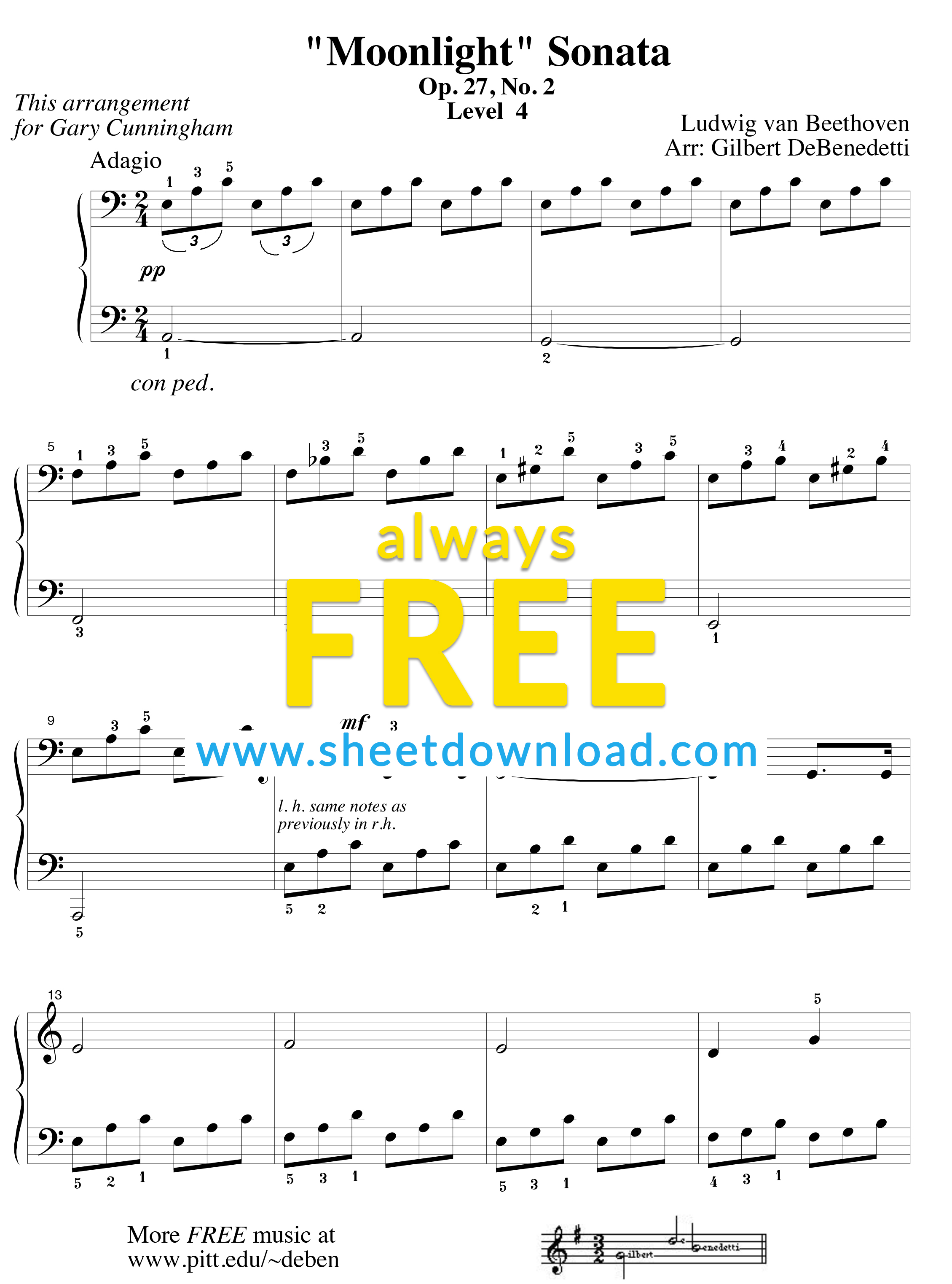 Top 100 Popular Piano Sheets Downloaded From Sheetdownload