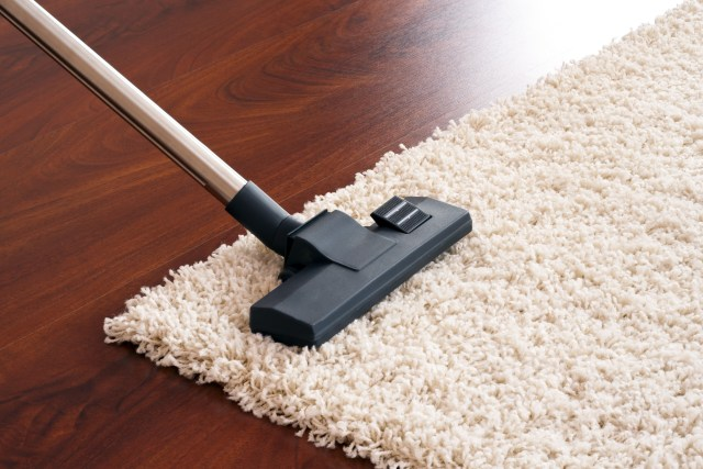 how to remove stains from an area rug