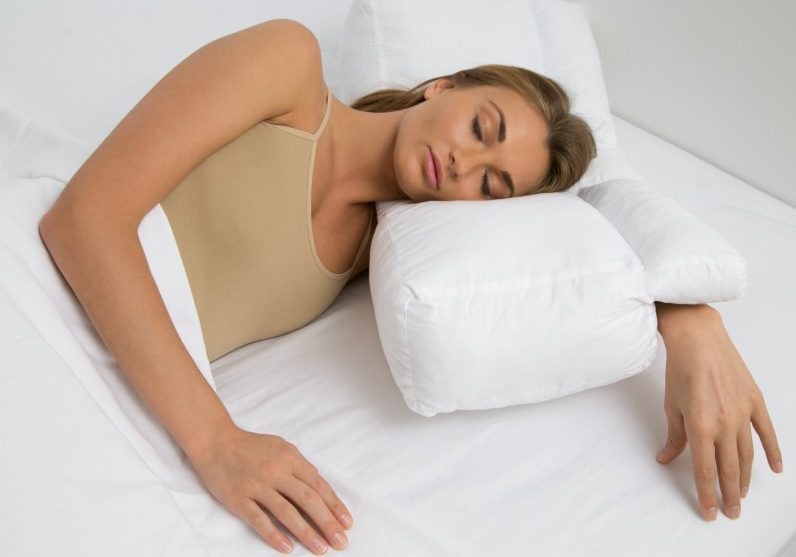 Pillows For Shoulder Pain When Sleeping On Your Side | Sheet Market