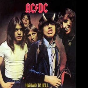 Download ac dc highway to hell rock sheet music pdf
