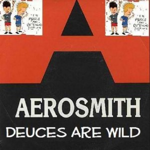 Download aerosmith deuces are wild rock sheet music pdf