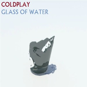 Download cold play glass of water rock sheet music pdf